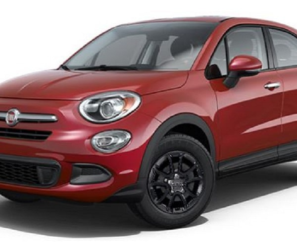 Get on the road today with your new Fiat 500x Pop