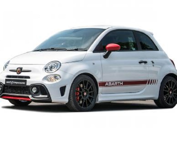 Your new fiat Abarth 595 is waiting to take on the road with you!