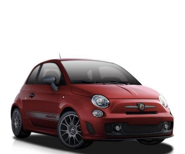 This year, upgrade with a new fiat Abarth Competizione!
